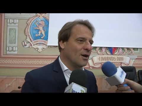 L'ASS. SCAJOLA A DIANO MARINA PER LA PRESENTAZIONE DELLE DUE OPERE PUBBLICHE FINANZIATE DALLA REGIONE
