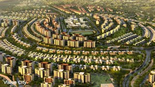 Rwanda is bulding a new CITY called VISION CITY 2020