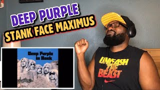 DEEP PURPLE -  CHILD IN TIME | REACTION