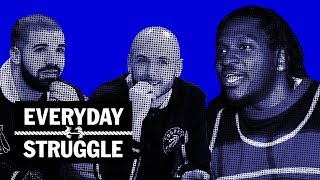 Everyday Struggle - Pusha T Viciously Claps at Drake on 'Adidon' Diss - Who Had Better Bars? | Everyday Struggle