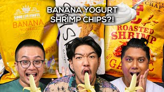 Food King Singapore: Weirdest Snacks You MUST TRY!!