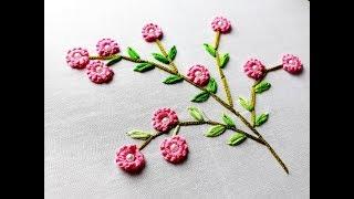 Hand Embroidery Brazilian Design | Brazilian Embroidery Design