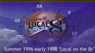 The Weather Channel Local on the 8s intro history 1990-2016
