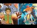 Download Youtube: Pokemon Sun and Moon: Brock Vs Misty (Mega Steelix Vs Mega Gyarados)