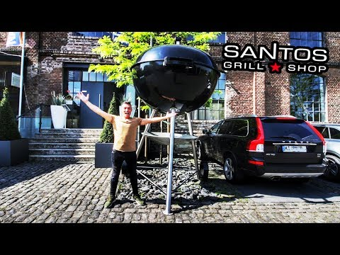 DER GRÖSSTE GRILL DER WELT!? Napoleon Prestige 825 Gasgrill Santos | Review - Test [Deutsch/German]