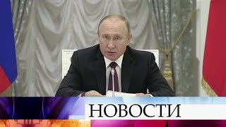 В.Путин предложил оказывать дополнительную помощь ветеранам Великой Отечественной войны ежегодно.