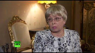 Вдова посла Карлова рассказала о своей поездке в Турцию после гибели мужа