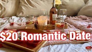 $20 ROMANTIC DATE | CHEAP ROMANTIC DATE