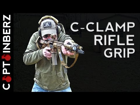 Exaggerated C-Clamp Rifle Grip: Hype or Not?