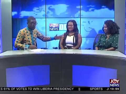 What Is Better Than Sex - News Desk on JoyNews (29-12-17)