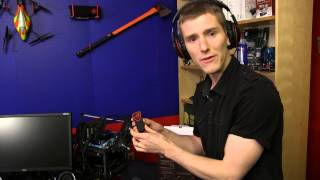 ASUS Orion Pro Gaming Headset Unboxing & First Look Linus Tech Tips