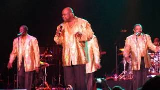 The Platters, The Temptations and The Four Tops, Manchester, UK 2014