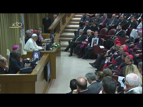 Audience du Pape François pour le 50e anniversaire de Populorum Progressio