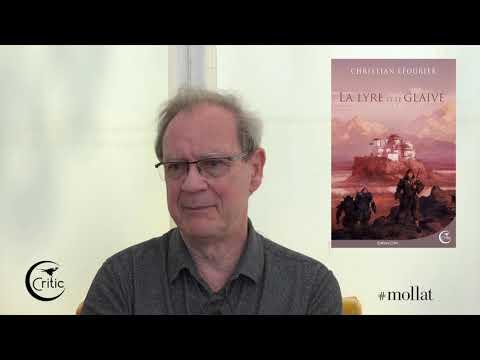 Christian Léourier  - La lyre et le glaive
