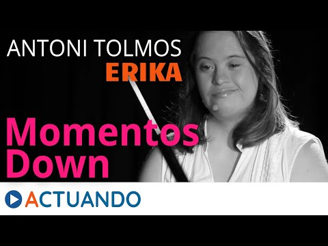 Watch video Converses Down: Antoni Tolmos & Erika Pallarés