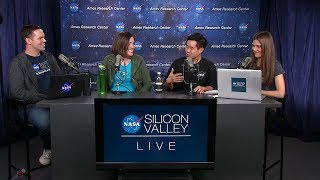 NASA in Silicon Valley Live - Episode 02 - Self-driving Robots, Planes and Automobiles