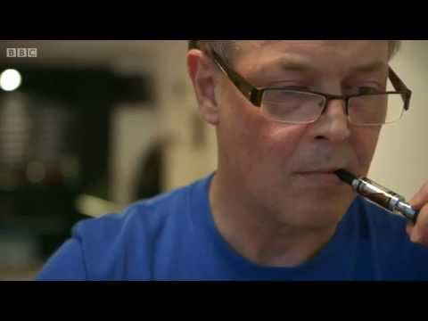 BBC – Trust Me I'm A Doctor – Are electronic cigarettes safe? (29/10/14)