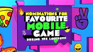 Nickelodeon Kids Choice Awards Is Back | Vote Now | Nominations For Favourite Mobile Game