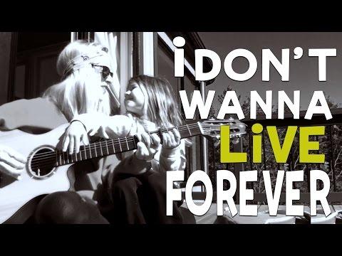 I Don't Wanna Live Forever - ZAYN, Taylor Swift (Sarah Blackwood Cover)