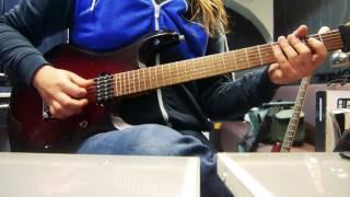 Steven Wilson - Regret#9 Guthrie Govan Solo Cover