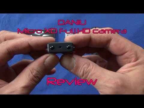 DANIU Micro XD FullHD camera - Review