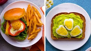 How to Make Eggs for Breakfast and Dinner! | DIY Cooking Recipes by So Yummy