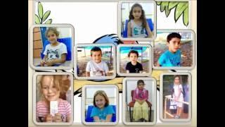 """ראש השנה תשע""""ז-סרטון המוקדש לילדי כיתה א'"""