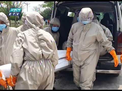 করোনায় মারা যাওয়া ৬৪ জনের লাশ দাফন করেছে রহমতে আলম | ETV News