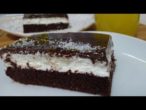 Borcamda Ağlayan Pasta /Çikolata Sosu Yapımı/Çikolatalı Kek Tarifi/Seval Mutfakta