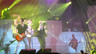 Daughtry - Losing My Mind LIVE Sovereign Center, Reading, PA 3/21/12