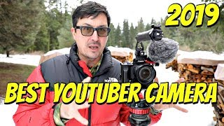 Best YouTube Camera For 2019 - Canon M50