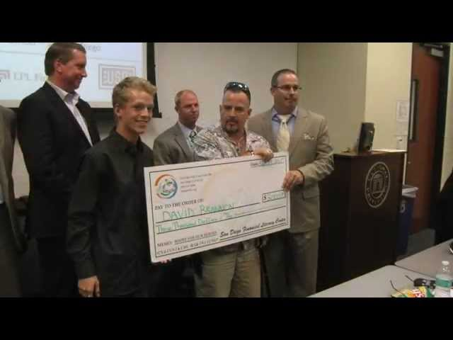 Injured United State Marine veteran receives $3,000 Boost for Our Heroes Award