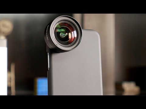 This Lens Is No Joke – SANDMARC Wide Angle Lens Kit for iPhone X