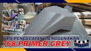 Sapporo 768 Primer Grey Cat Semprot Saporo UnderCoat Epoxy Dasar Abu