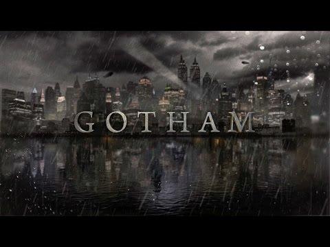 Gotham Season 1 (Behind the Scene 'First Look')