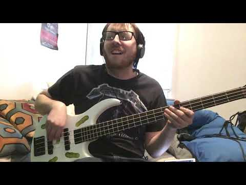 Vampire Weekend - Sunflower (Bass Cover) (feat. Facial Expressions) - Cheese. Whis