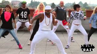 "Daddy Yankee ""Vaiven"" / Zumba® choreo by Crazy For Fun®"