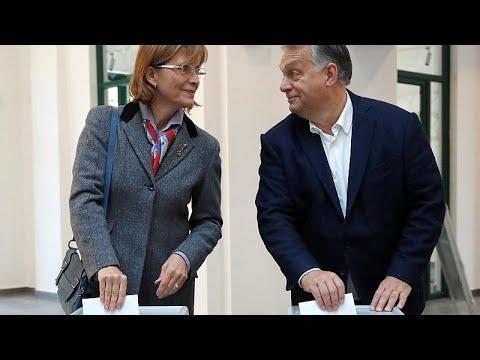 Municipales en Hongrie : L'opposition s'unit contre le Fidesz de Viktor Orbán Municipales en Hongrie : L'opposition s'unit contre le Fidesz de Viktor Orbán