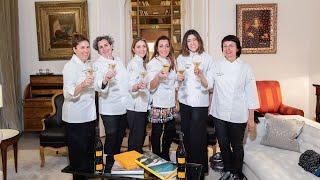 Las damas del champán
