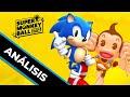 An lisis Super Monkey Ball Banana Blitz sonic En Pelota