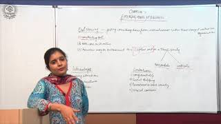 [Full Video] Outsourcing Class XI Business Studies By Ruby Singh