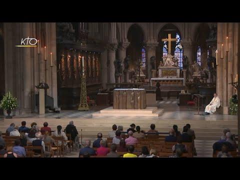 Messe du 11 mai 2018