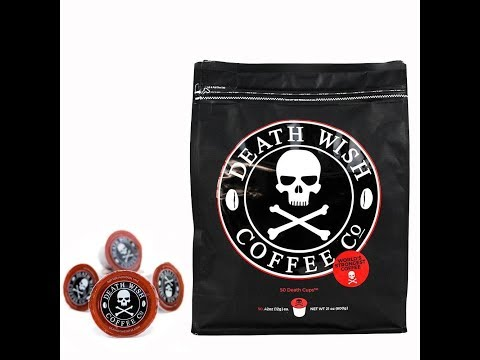Death Wish 50 Count K-Cup Coffee Review