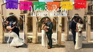 Traditional Mexican Wedding Highlights - Las Cruces, Michoacan Mexico 2018