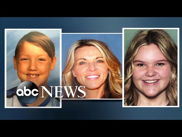 Fugitive parents found in Hawaii ordered to produce missing kids l ABC News