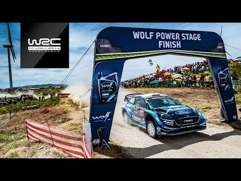 WRC - Rally de Portugal 2019: Wolf Power Stage Recap