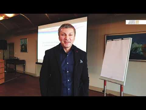 Эксперт класс с Левоном Чахояном в Стамбуле