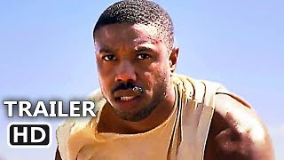 "CREED 2 ""Dangerous Adversary"" TV Spot Trailer (NEW 2018) Michael B. Jordan Movie HD"