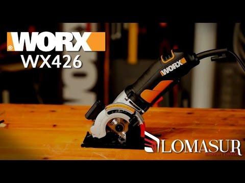 Sierra Worx WorxSaw WX426 - Lomasur