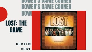 Bower's Game Corner: Lost: The Game Review